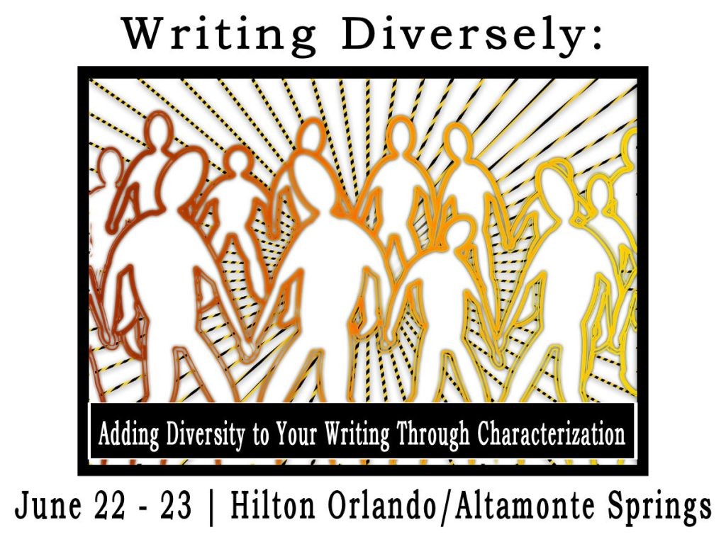 If you want to write more diverse characters and aren't sure where to start...